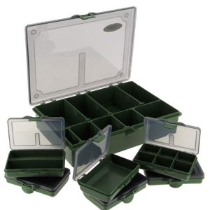 Krabičky, kufry, boxy, řízkovnice