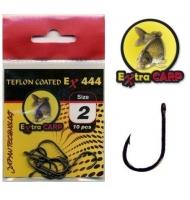 Extra Carp Teflon Hooks série Ex 444
