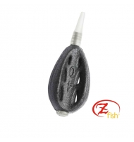 Zfish Paste Bomb IN-Line Black