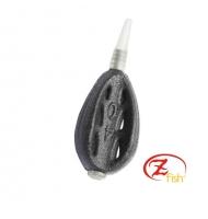 Zfish Paste Bomb IN-Line Black