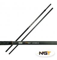 NGT Podběráková Tyč Dynamic Carp Carbon Handle 1,8m