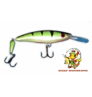Ugly Duckling 9,5cm Jointed - PR Sinking