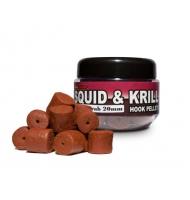 Squid & Krill Hook Pellets 20mm/120g