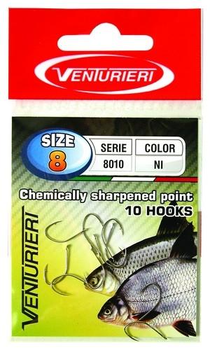 Háčky Venturieri série 8010