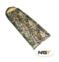NGT Spací Pytel Camo Sleeping Bag