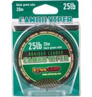 Extra Carp Camou Viper Braid 20m