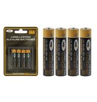 NGT Baterie Alkaline AAA 1.5V - 4 ks