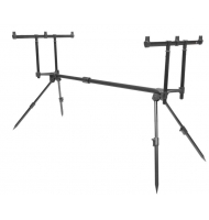 Zfish Rod Pod Compact 3 Rods