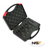 NGT Sada Hlásičů 3+1 Black