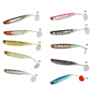 Zfish Swing Shad 11,5cm - 4ks