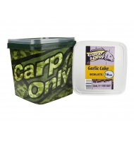 Boilies CARP ONLY Garlic Cake 3kg