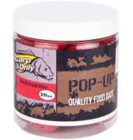 Plovoucí boilies CARP ONLY Fresh Fruit One 80g