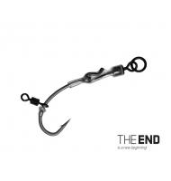 Montáž THE END Ronnie Rig #4 /4ks