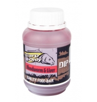Dip CARP ONLY Bloodworm & Liver 150ml