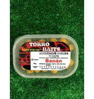 rohlíkové boilies – banán 11 mm 50 g