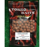 Basic Boilies – fruit 1Kg