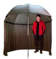Deštník DELPHIN s bočnicí