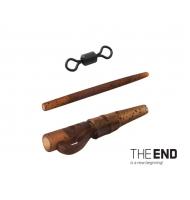 Montáž na olovo PIN SWIVEL THE END / 7ks