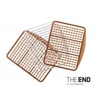 Zarážka Simple THE END / 270ks