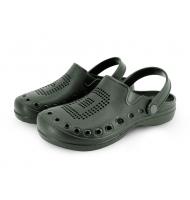 Pantofle Delphin OCTO / zelené